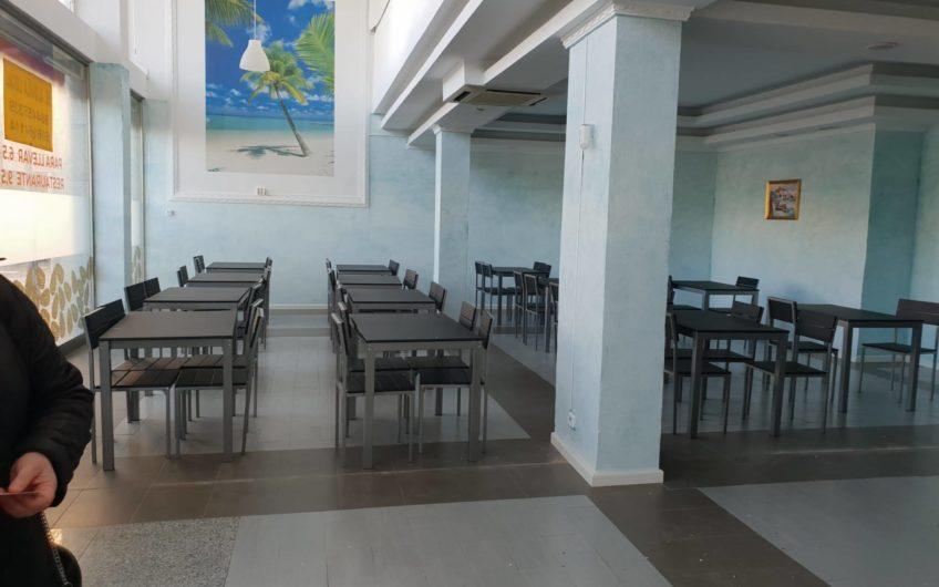 [ALOC-02] Restaurante